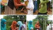 Doa bersama P.A As Shidqiyyah Sermo